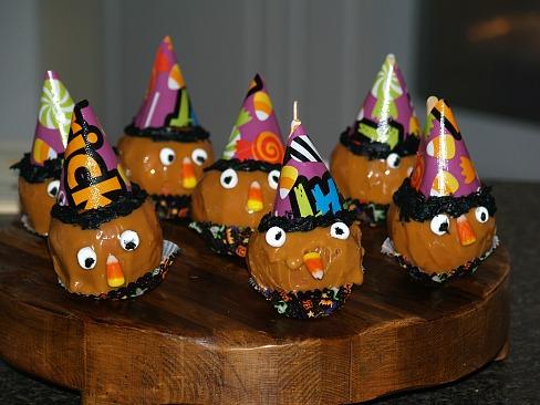 halloween treat ideas