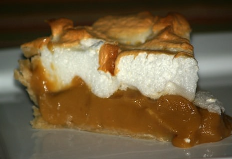 Caramel Pie Recipes