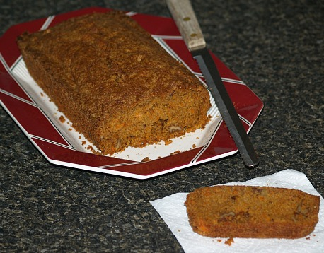 How to Make Carrot Bread Recipe