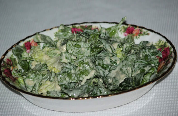 How to Make Ceasar Salad Recipes