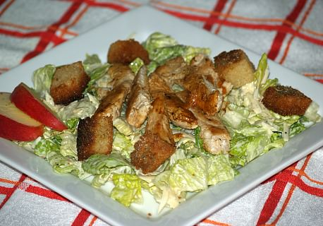 My Favorite Ceasar Salad Recipe