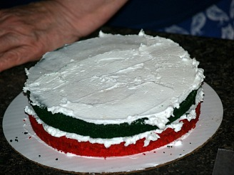 how to make homemade christmas gift food like a checkerboard cake recipe