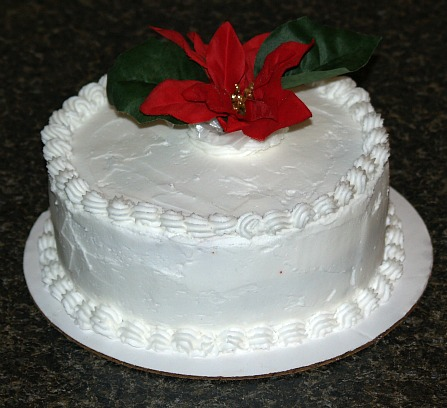 checkerboard cake recipe for Christmas