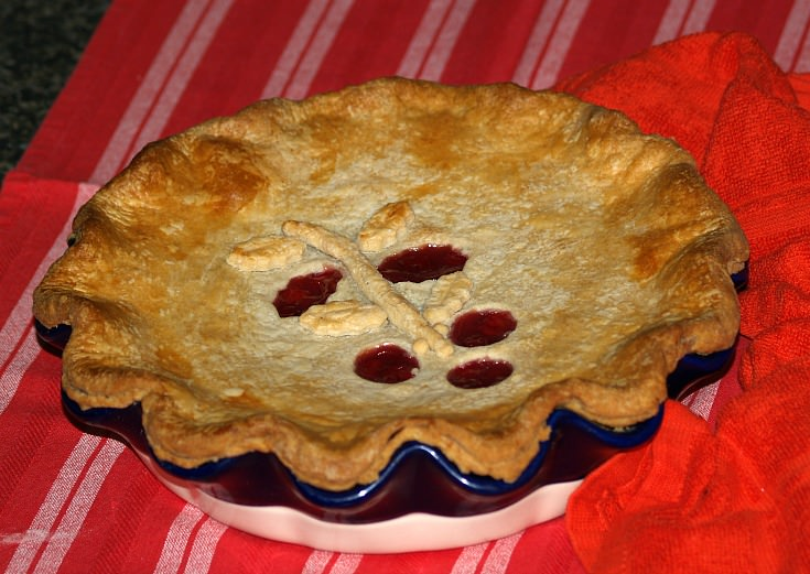 Ohio Sour Cherry Pie Recipe