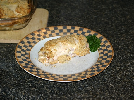 how to make Chicken Cordon Bleu Recipe