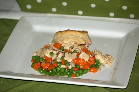 Chicken Pie Recipe