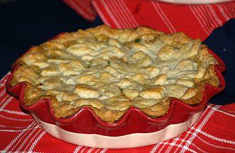 How to Make a Chicken Pie Recipe