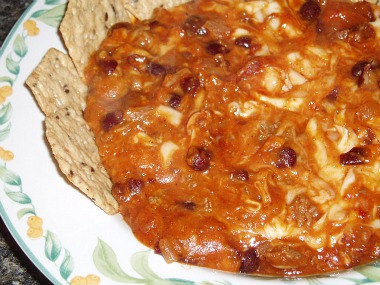How to Make Chili Con Queso like this Tex Mex Dip