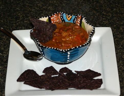 How to Make Chili with Beans