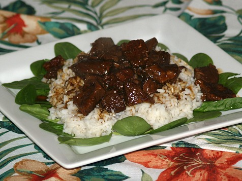 Chinese Beef and Rice Recipe