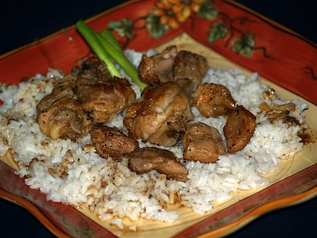 Pork and Chicken Recipe