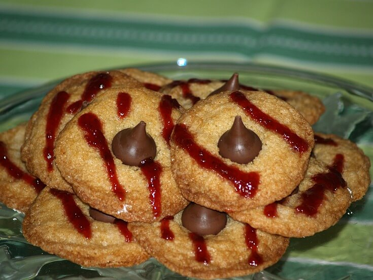 Sombreros Chocolate Kiss Cookie Recipe