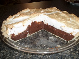 How to Make Chocolate Pie Recipe