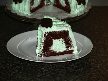 Chocolate Mint Cake Recipe