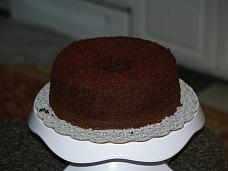 Chocolate Mint Cake Recipe Assemble Step 3