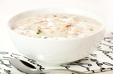 MANHATTAN SEAFOOD CHOWDER - FoodReference.com - Everything about