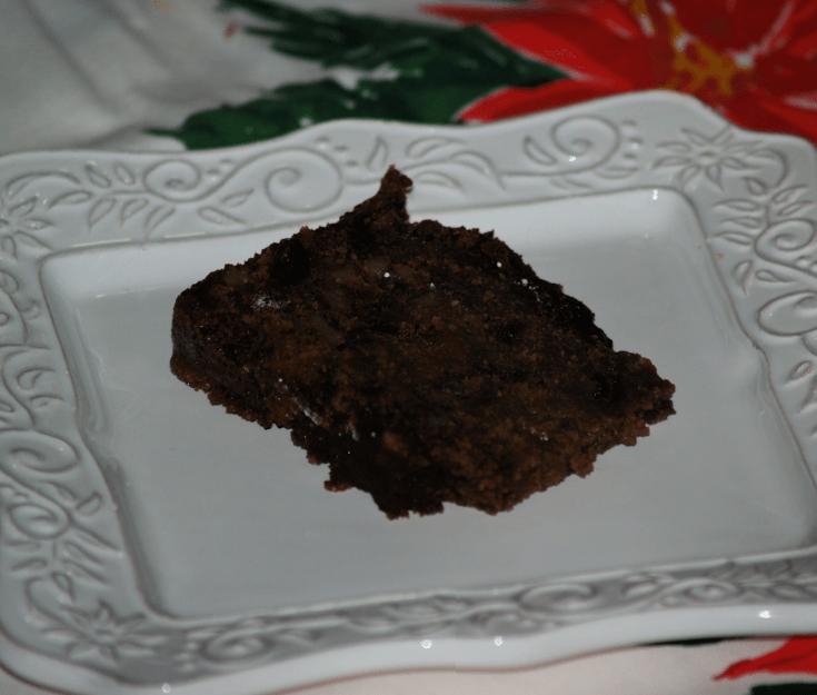 Farm Fruitcake Recipe