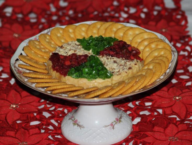 Microwave Brie Wheel