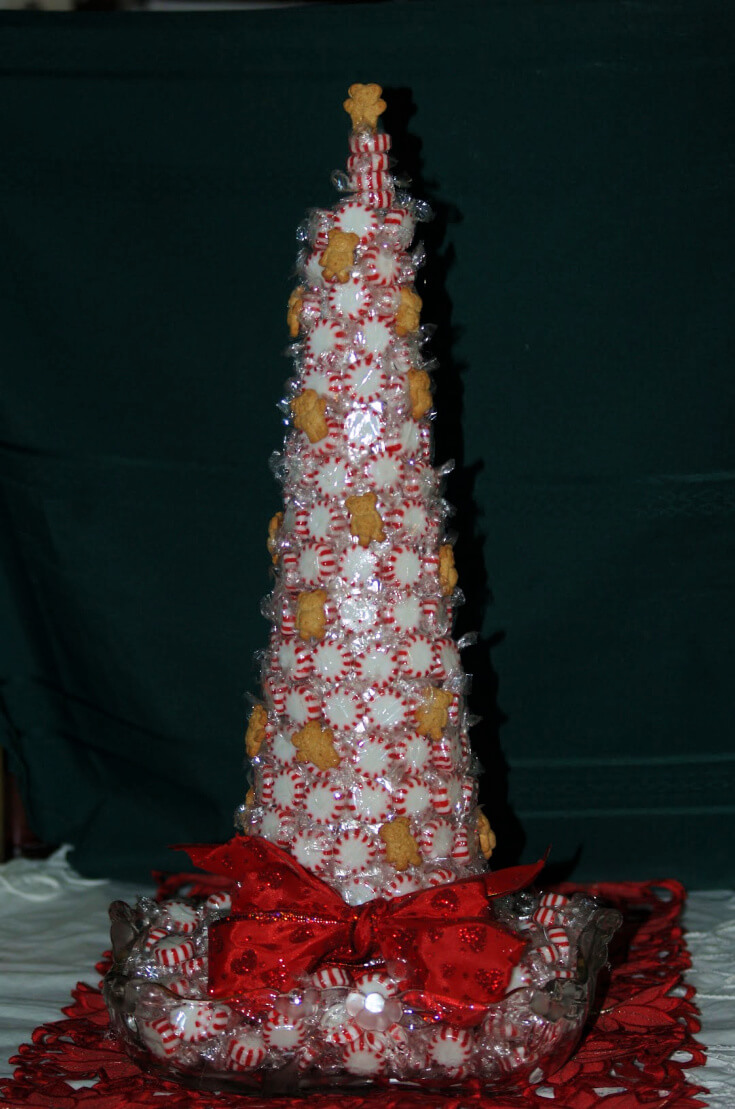 Party Peppermint Tree