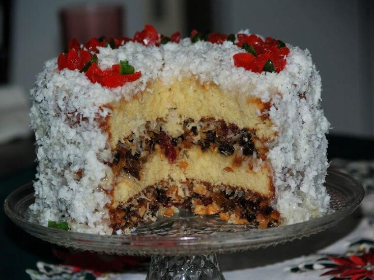 Christmas Fruitcake Recipes