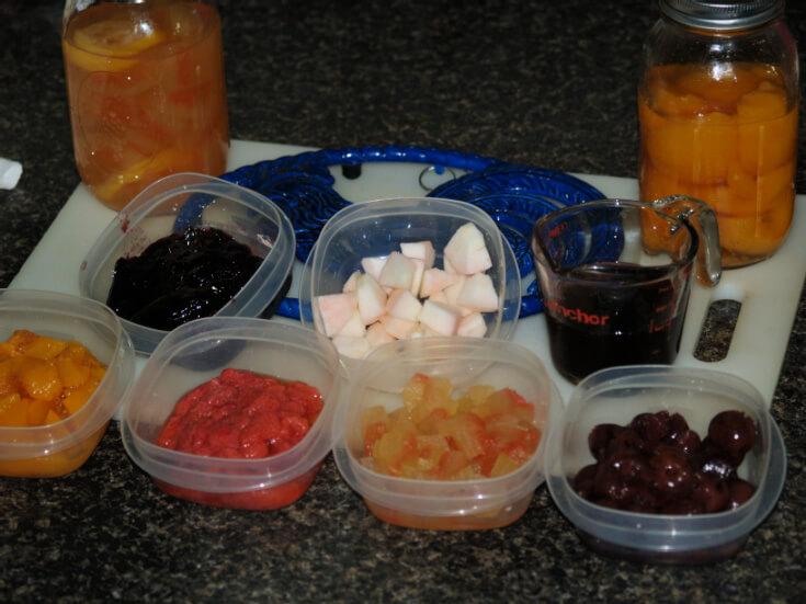 Farm Fruitcake Recipe Fruit