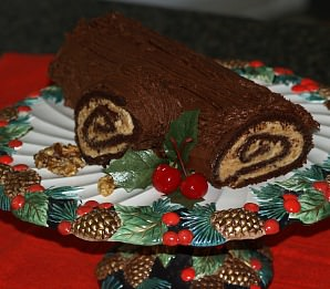 Christmas Log Cake Recipes