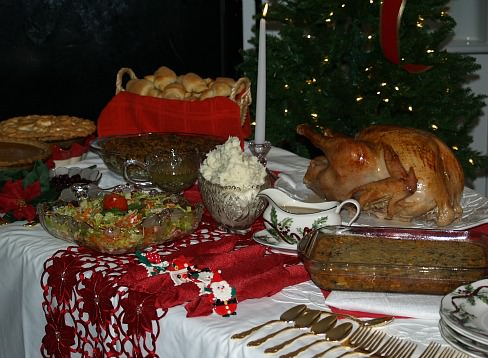 how to choice Christmas menu ideas