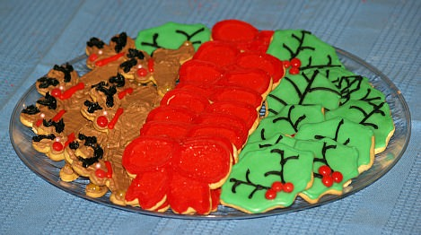 How to Make Christmas Cookies with a Sugar Cookie Recipe