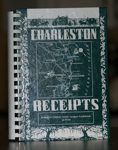 Cookbook from Charleston