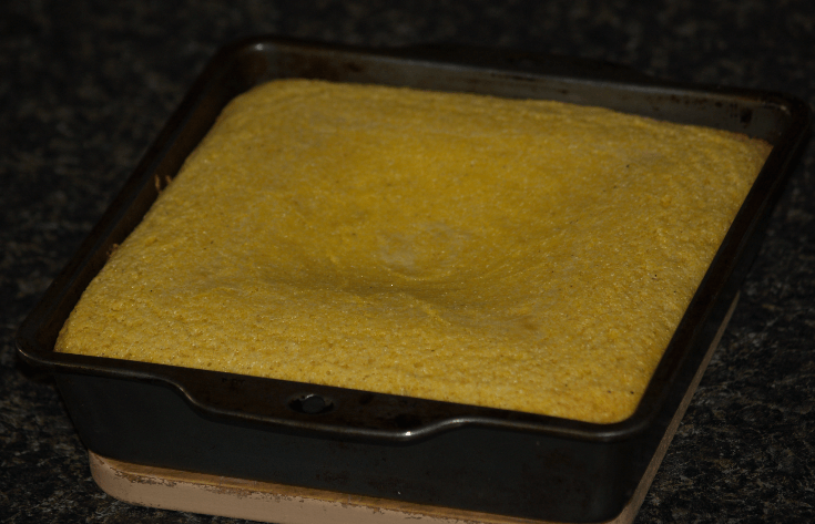 Baked in an 8 Inch Square Pan