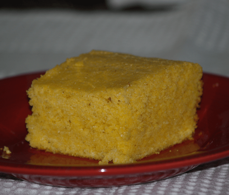 My Favorite Corn Bread Recipe