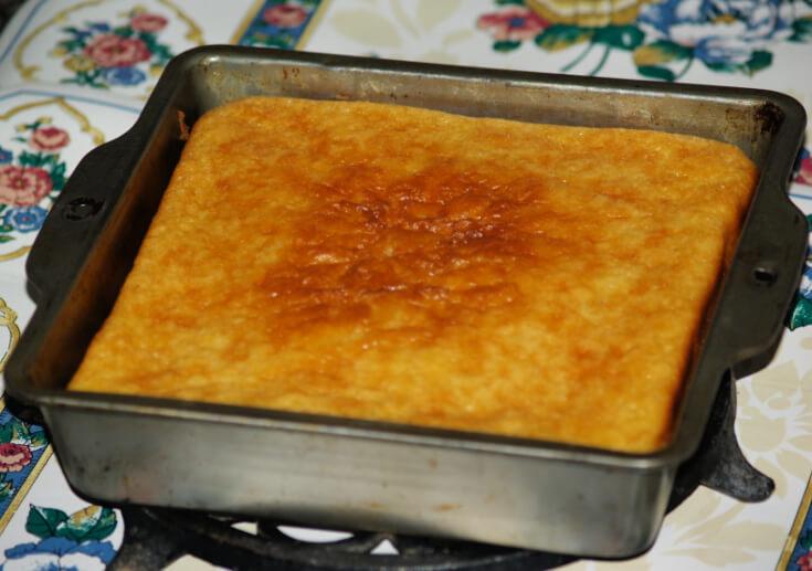Favorite Corn Bread Recipe