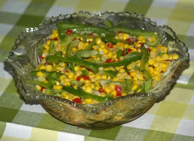 How to Make Corn Salad Recipes