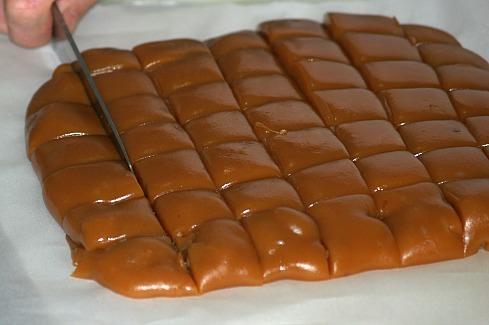 Creamy Soft Caramels
