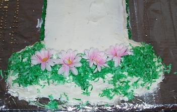 Cross Cake for Easter