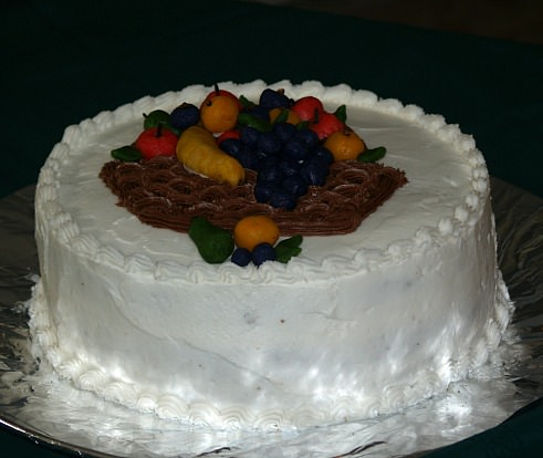 Crowd Size Carrot Cake Recipe with Cream Cheese Frosting