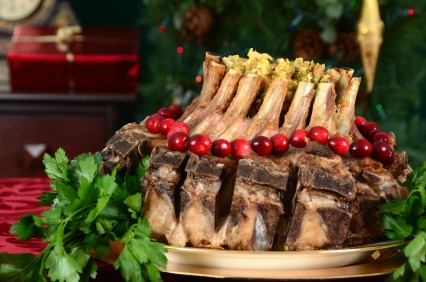 How to Make a Crown Pork Roast Recipe