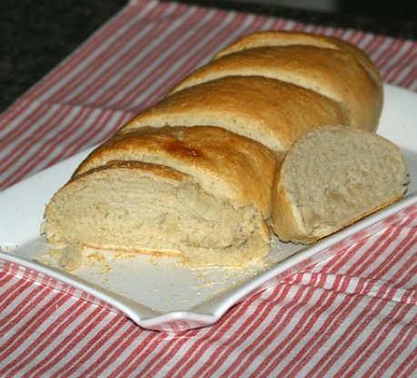 Crusty Italian Bread Recipe