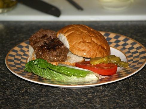 cube steak sandwich