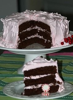how to make dark chocolate cake recipes