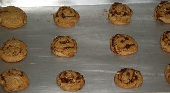 baking date pinwheel cookies