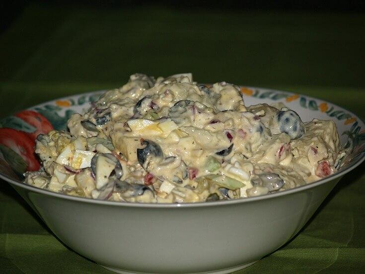 Dilly Potato Salad Recipe