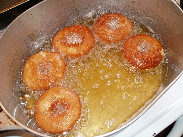 doughnut recipe