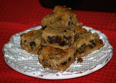 Dream Bar Cookie Recipe