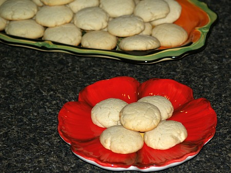 Drop Sugar Cookie Recipe