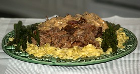 Slow Cooker Roast Beef Recipes