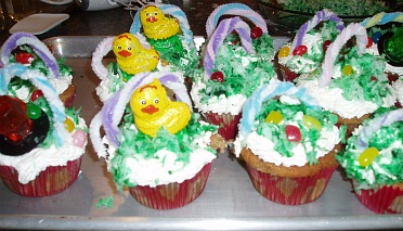 How to Make the Best Easter Cupcakes