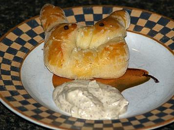 Soft Pretzel Recipe with Pretzel Dip