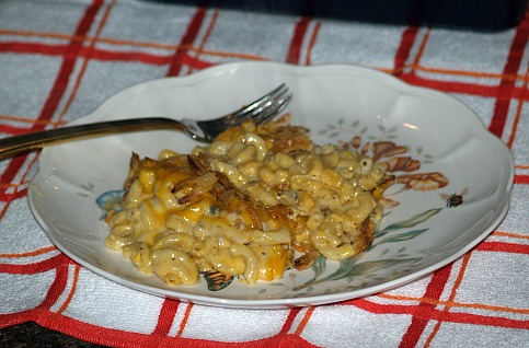 Easy Macaroni and Cheese Recipe