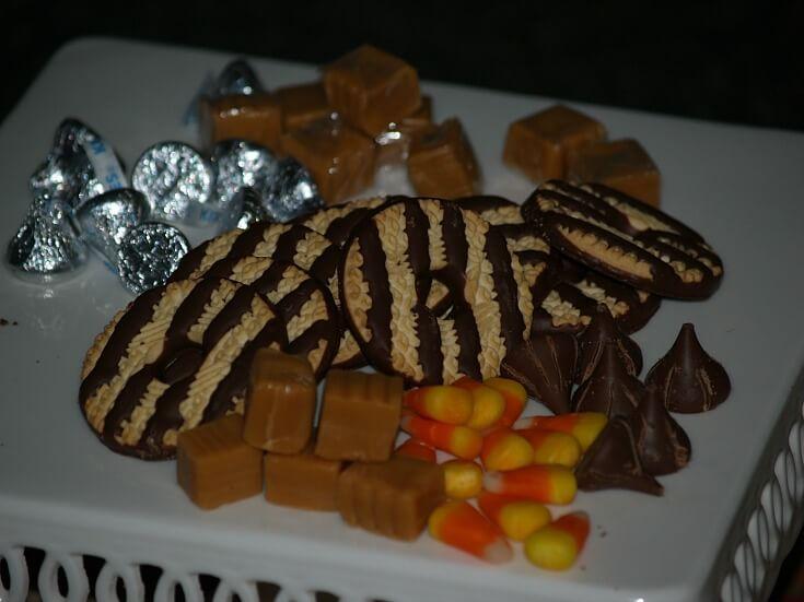 Turkey Cookie Ingredients